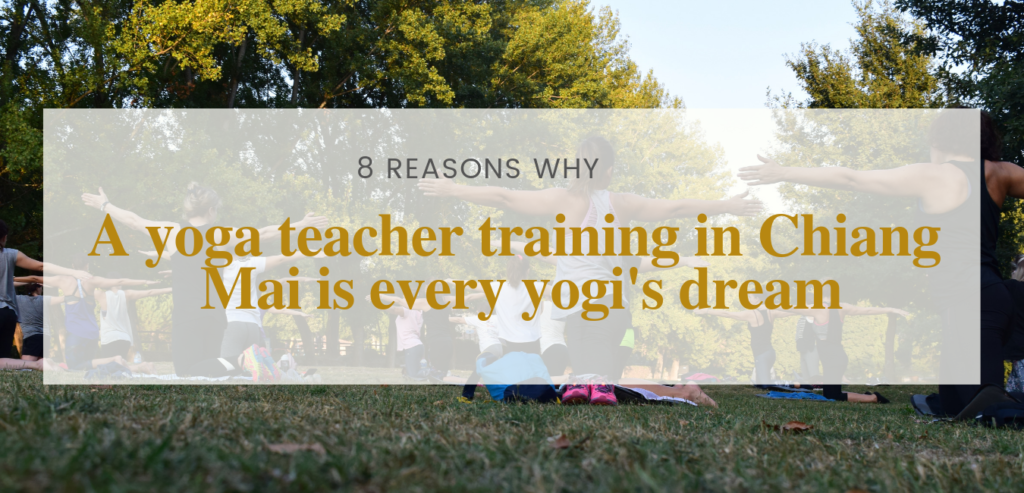 freedom yoga - 8 reasons why a yoga teacher training in Chiang Mai is every yogi's dream