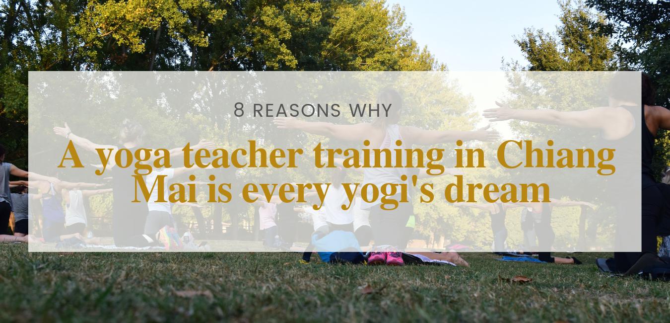 freedom yoga - 8 reasons why a yoga teacher training in Chiang Mai is every yogi's dream
